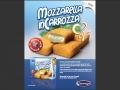 Campagna Lancio Mozzarella in carrozza