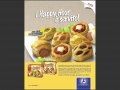Campagna Lancio Linea Salatini e Pizzette