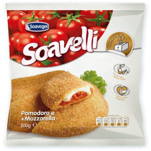 Soavelli tomato and mozzarella