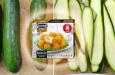 Spiedini di zucchine e mozzarelle panate